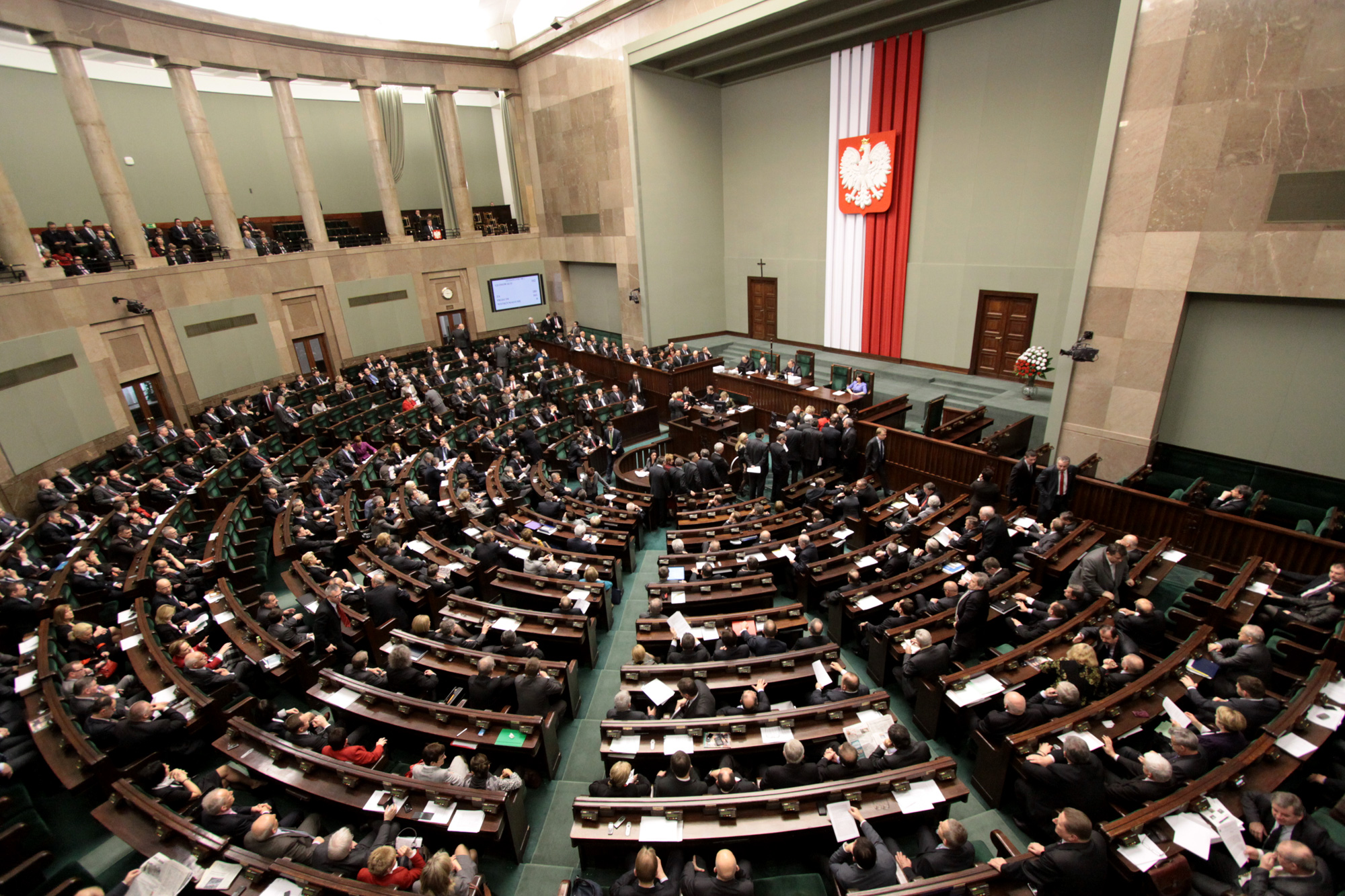 Transmisja on-line z Sejmu z sympozjum poświęconego ks. Blachnickiemu
