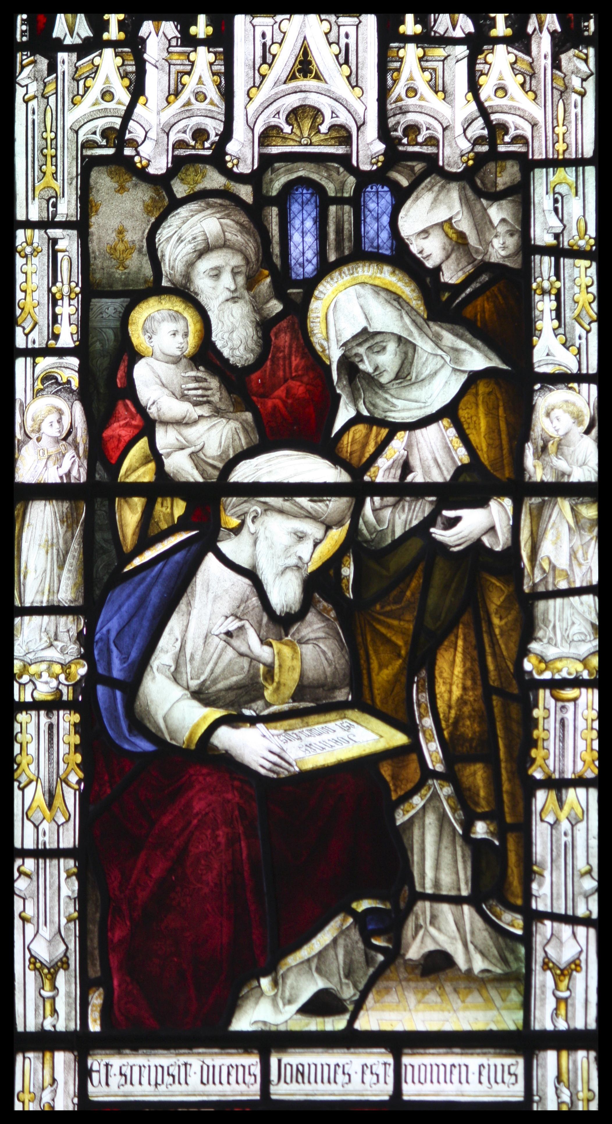 RozważaNiedzielne #85   Uroczystość Narodzenia Jana Chrzciciela 24 czerwca 2018 r.