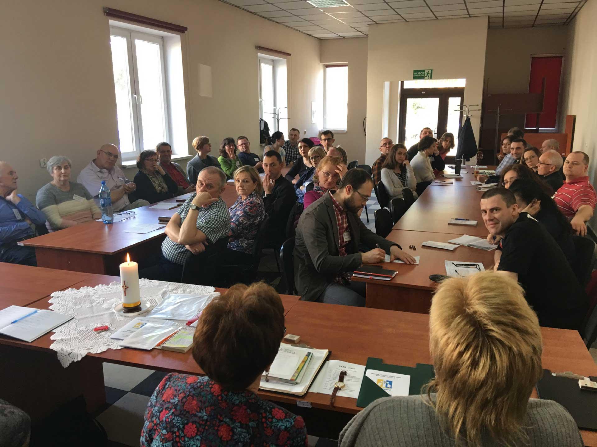 Seminarium o prowadzeniu rekolekcji