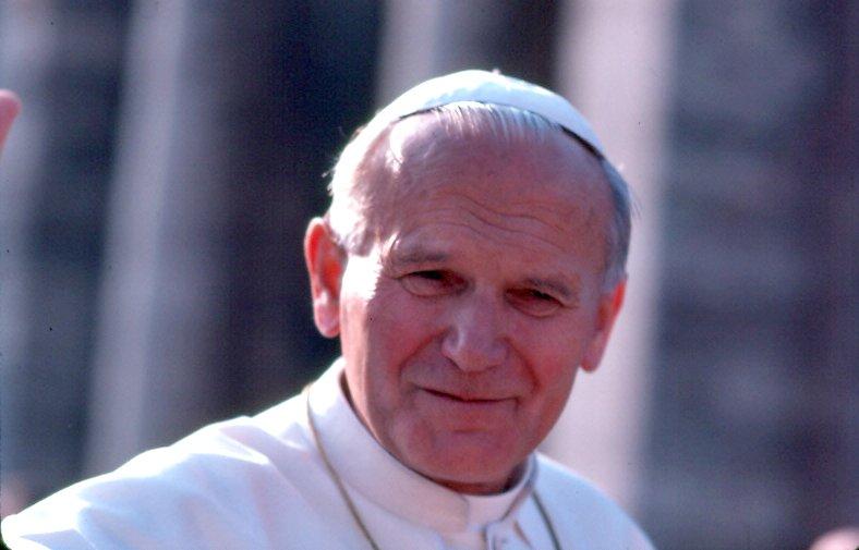 40-lecie wyboru Jana Pawła II na Papieża
