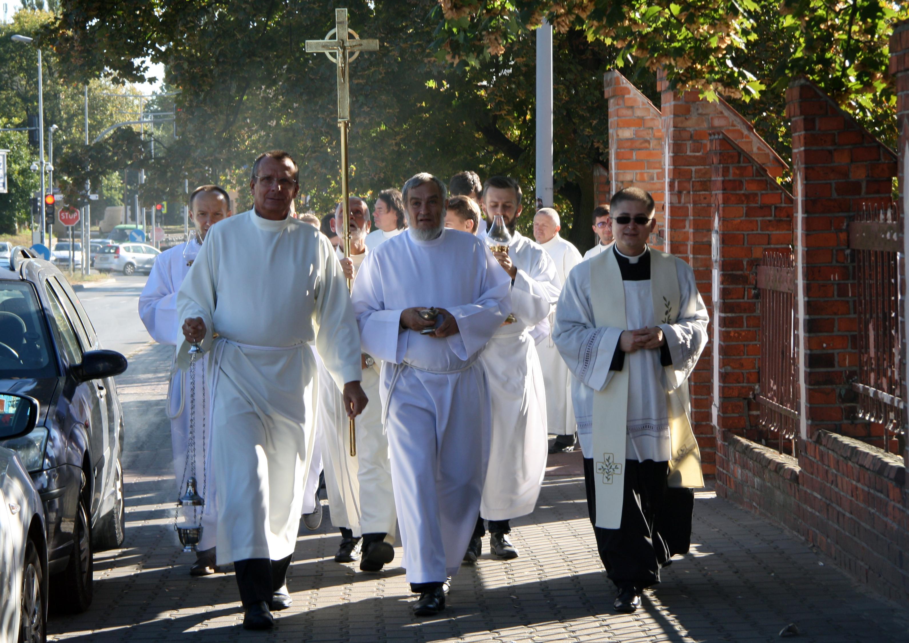 Diecezjalne rozpoczęcie roku formacyjnego 18.09.2021 godz. 15:00