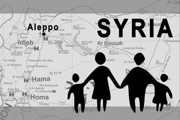 Wsparcie dla rodzin z Syrii