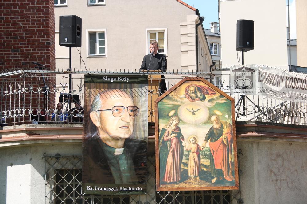 XXII Ogólnopolska Pielgrzymka Rodzin Domowego Kościoła do Świętego Józefa