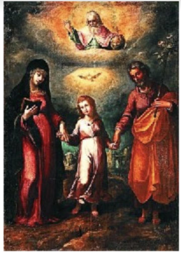 Potrzebni jesteście podczas peregrynacji obrazu Świętej Rodziny