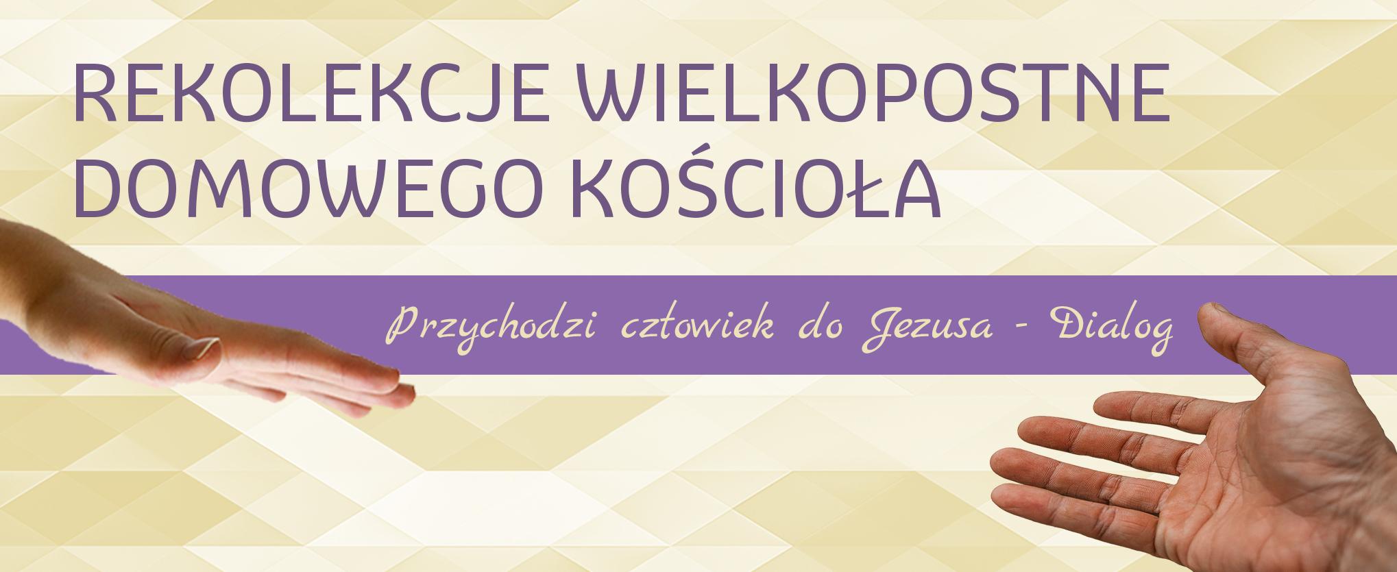 ODWOŁANE – Rekolekcje wielkopostne 12-14 marca w Miłosierdziu Bożym na Koniuchach w Toruniu