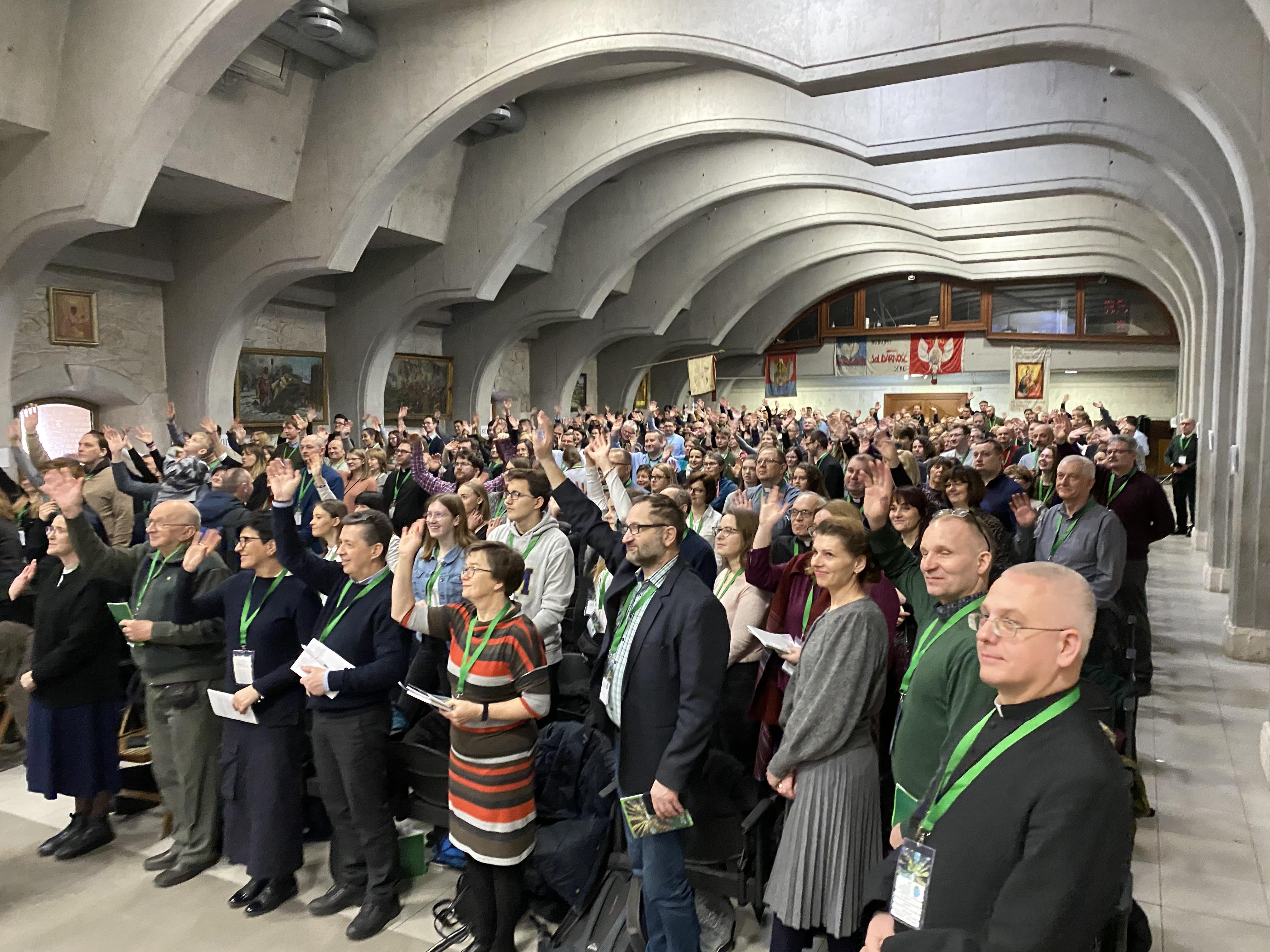 Wieści z Kongregacji Ruchu Światło Życie W Częstochowie 28.02-01.03.2020