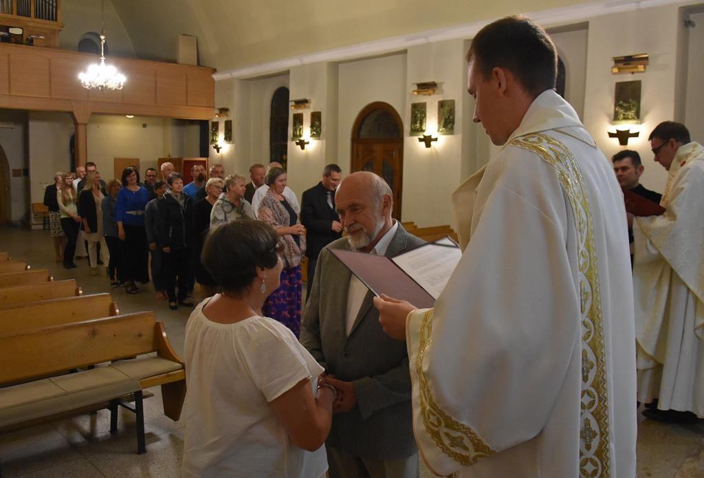 Święto miłości małżeńskiej przy relikwiach Zelii i Ludwika Martin – Grębocin 12 lipca 2020 godzina 12:00