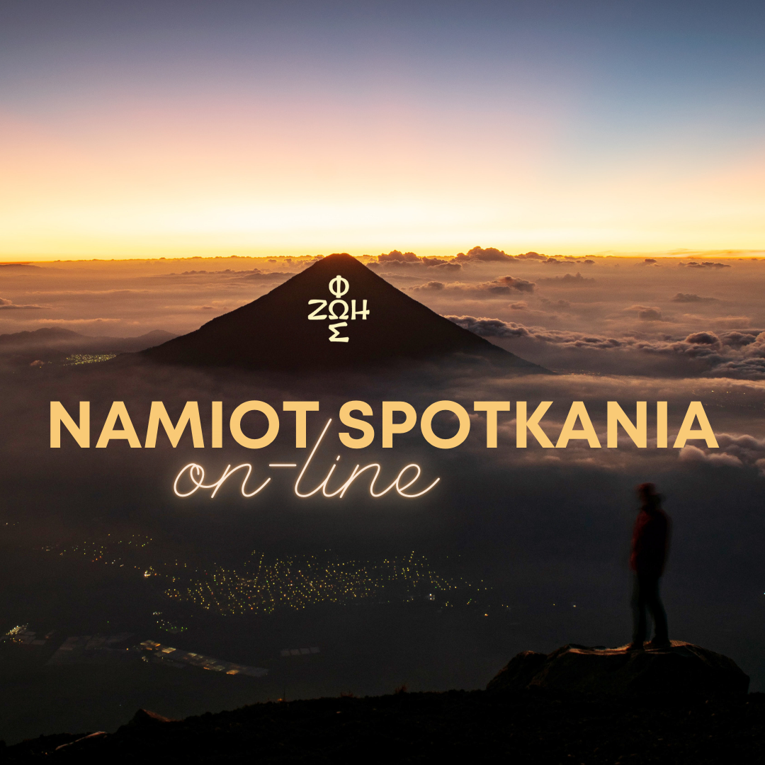 Namiot spotkania – rekolekcje on-line