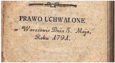 230 rocznica Konstytucji 3-go Maja