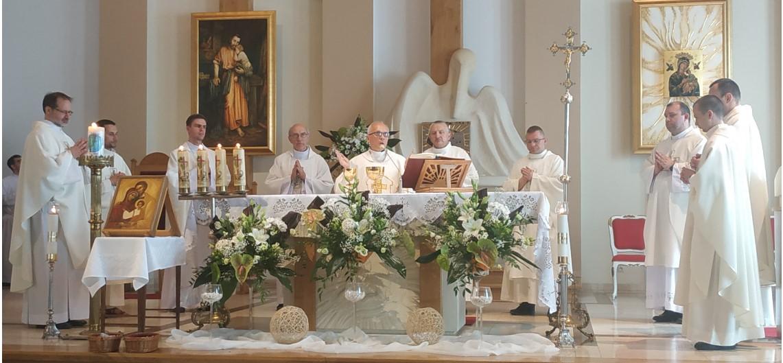 Relacja z diecezjalnego zakończenia roku formacyjnego 2020/2021