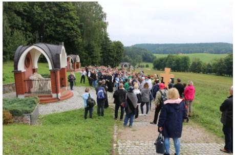 Pielgrzymka KWC do Gietrzwałdu 28.08.2021